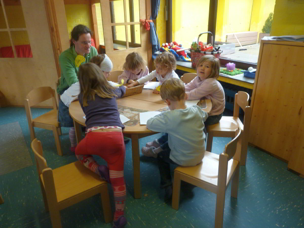 Kinderbibelwoche in der Kita-Raderthal