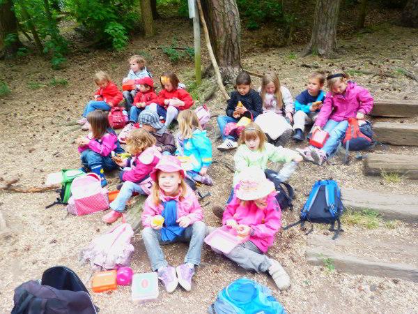 Natur erleben mit der Kita-Raderthal
