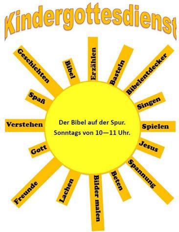 Kindergottesdienst Philippus Gemeinde Köln