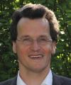 Pfarrer Klaus Eberhar